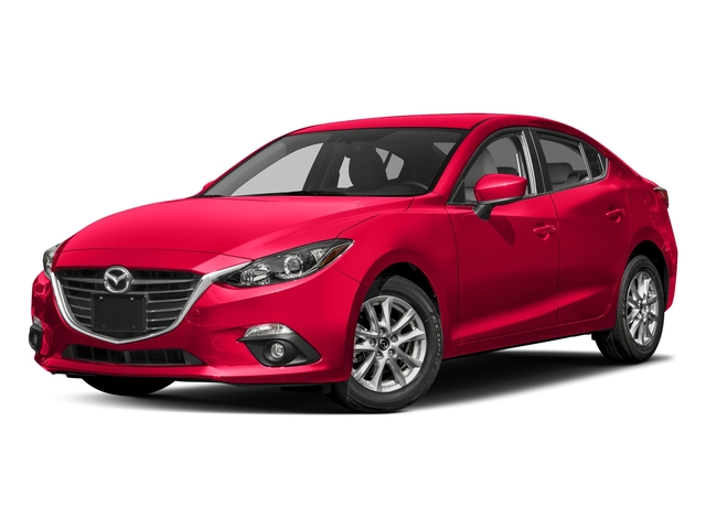 Soul Red Metallic 2016 Mazda Mazda3 Pictures Mazda3 Sedan 4D i Touring I4 photos front view