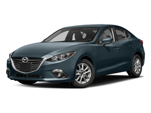 Blue Reflex Mica 2016 Mazda Mazda3 Pictures Mazda3 Sedan 4D i Touring I4 photos front view