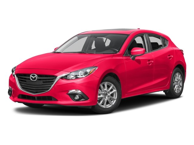 Soul Red Metallic 2016 Mazda Mazda3 Pictures Mazda3 Wagon 5D s Touring I4 photos front view