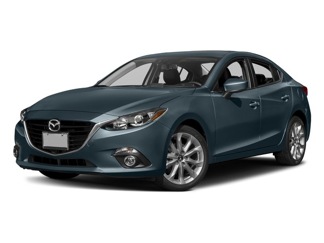 Blue Reflex Mica 2016 Mazda Mazda3 Pictures Mazda3 Sedan 4D s Touring I4 photos front view