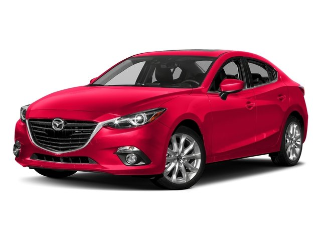 Soul Red Metallic 2016 Mazda Mazda3 Pictures Mazda3 Sedan 4D s GT I4 photos front view