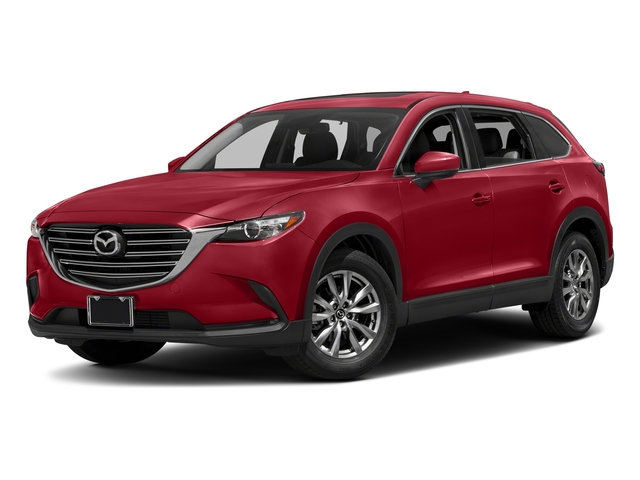 Soul Red Metallic 2016 Mazda CX-9 Pictures CX-9 Utility 4D Touring 2WD I4 photos front view