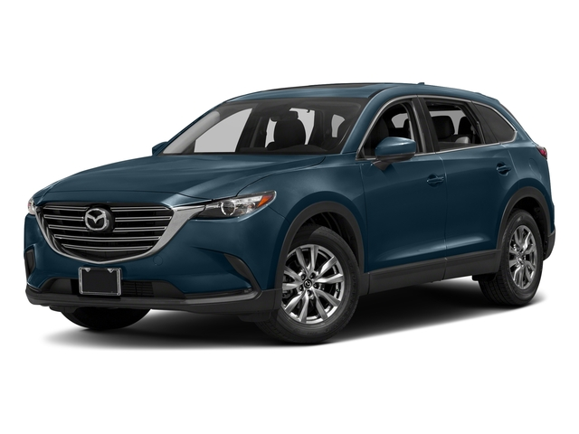 Deep Crystal Blue Mica 2016 Mazda CX-9 Pictures CX-9 Utility 4D Touring 2WD I4 photos front view