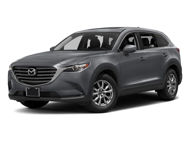 Machine Gray Metallic 2016 Mazda CX-9 Pictures CX-9 Utility 4D Touring 2WD I4 photos front view