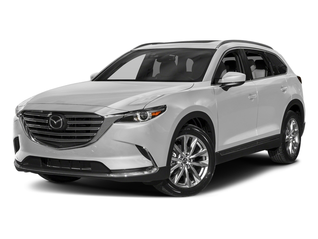 Snowflake White Pearl Mica 2016 Mazda CX-9 Pictures CX-9 Utility 4D GT AWD I4 photos front view
