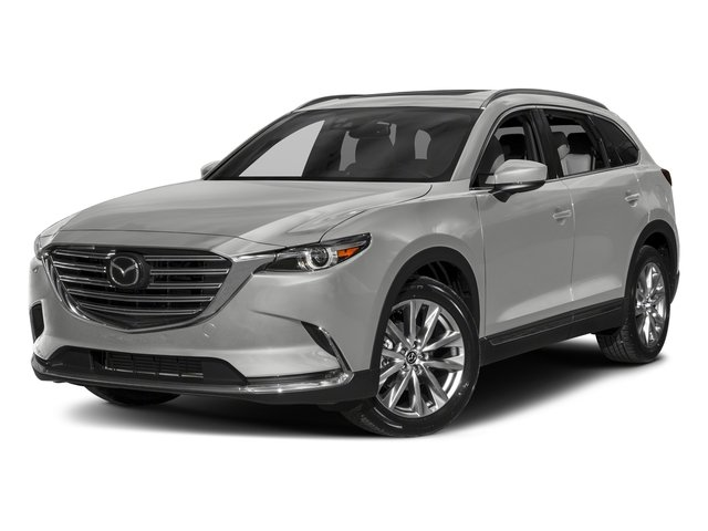 Sonic Silver Metallic 2016 Mazda CX-9 Pictures CX-9 Utility 4D GT AWD I4 photos front view