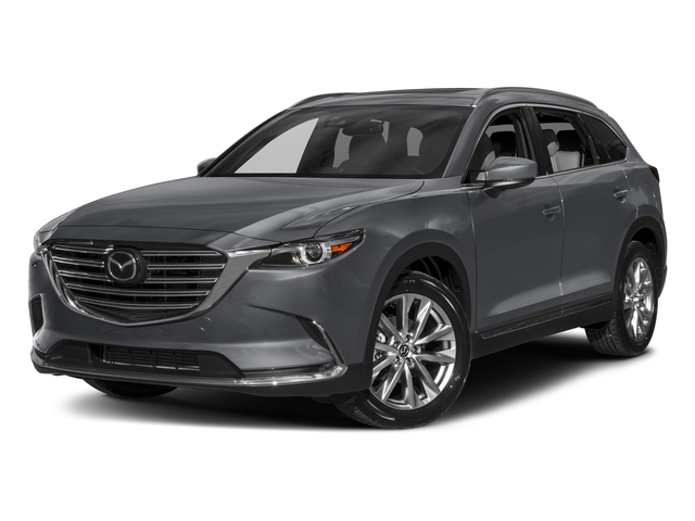 Machine Gray Metallic 2016 Mazda CX-9 Pictures CX-9 Utility 4D GT AWD I4 photos front view