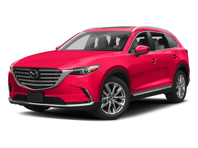 Soul Red Metallic 2016 Mazda CX-9 Pictures CX-9 Utility 4D GT 2WD I4 photos front view