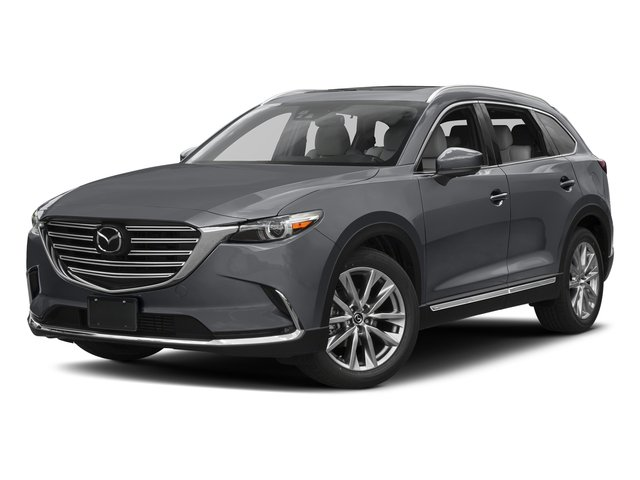 Machine Gray Metallic 2016 Mazda CX-9 Pictures CX-9 Utility 4D GT 2WD I4 photos front view