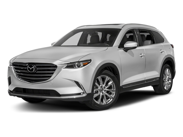 Snowflake White Pearl Mica 2016 Mazda CX-9 Pictures CX-9 Utility 4D Signature AWD I4 photos front view