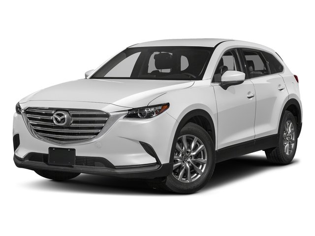 Snowflake White Pearl Mica 2016 Mazda CX-9 Pictures CX-9 Utility 4D Touring AWD I4 photos front view