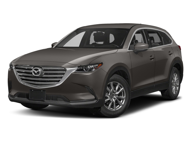 Titanium Flash Mica 2016 Mazda CX-9 Pictures CX-9 Utility 4D Touring AWD I4 photos front view