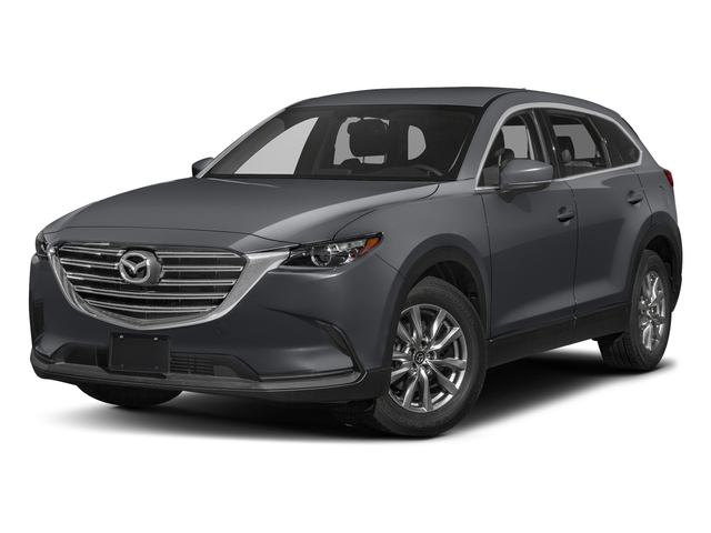 Machine Gray Metallic 2016 Mazda CX-9 Pictures CX-9 Utility 4D Touring AWD I4 photos front view