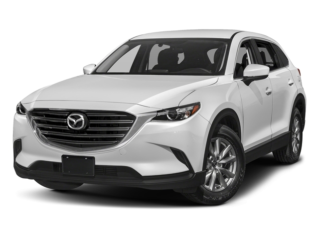 Snowflake White Pearl Mica 2016 Mazda CX-9 Pictures CX-9 Utility 4D Sport AWD I4 photos front view