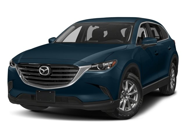 Deep Crystal Blue Mica 2016 Mazda CX-9 Pictures CX-9 Utility 4D Sport AWD I4 photos front view
