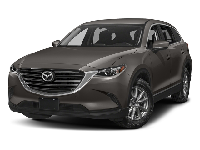 Titanium Flash Mica 2016 Mazda CX-9 Pictures CX-9 Utility 4D Sport AWD I4 photos front view