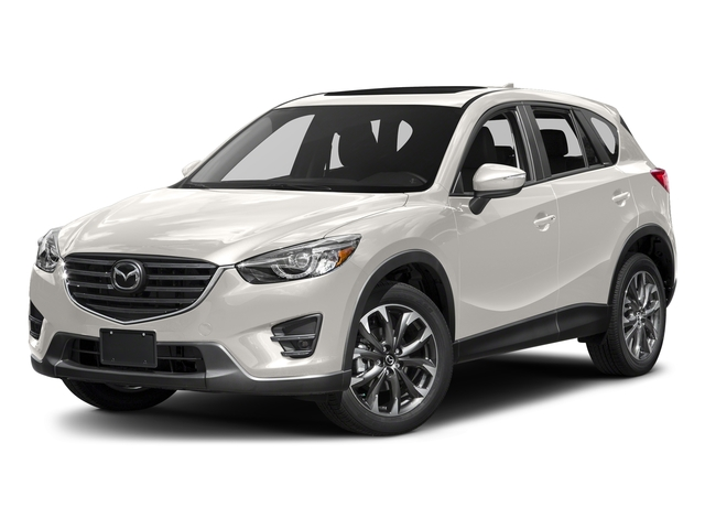 Crystal White Pearl Mica 2016 Mazda CX-5 Pictures CX-5 Utility 4D GT AWD I4 photos front view