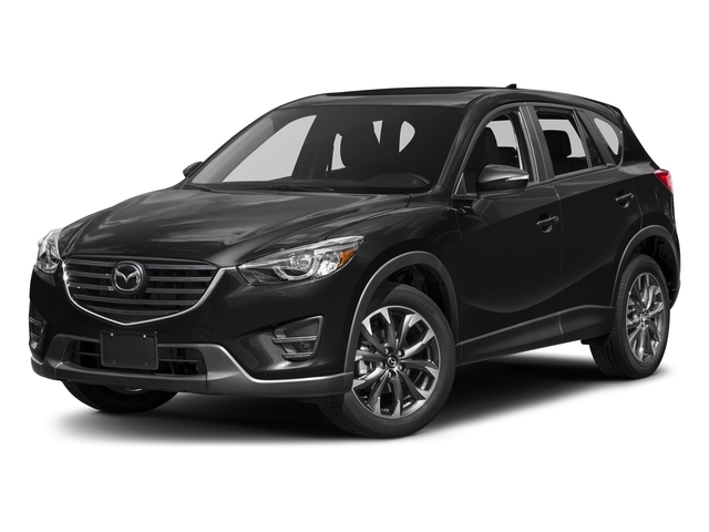 Jet Black Mica 2016 Mazda CX-5 Pictures CX-5 Utility 4D GT AWD I4 photos front view