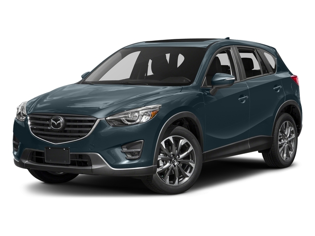 Blue Reflex Mica 2016 Mazda CX-5 Pictures CX-5 Utility 4D GT AWD I4 photos front view