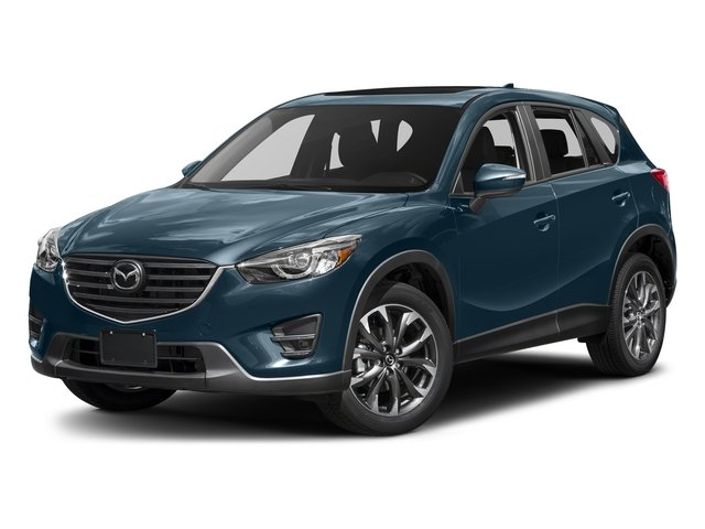 Deep Crystal Blue Mica 2016 Mazda CX-5 Pictures CX-5 Utility 4D GT AWD I4 photos front view