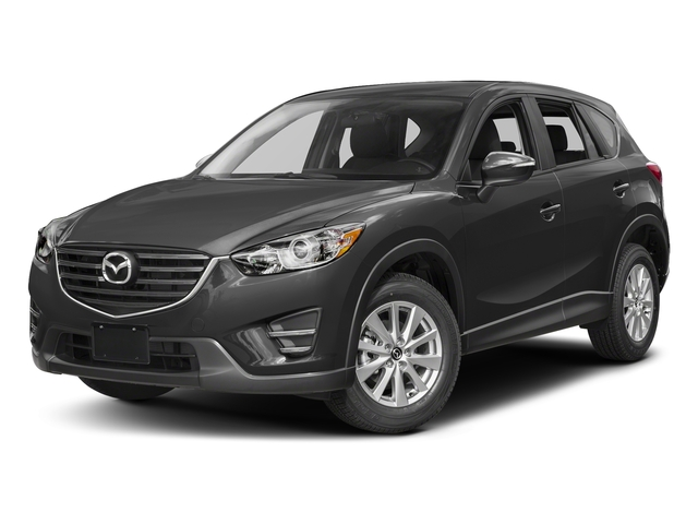 Meteor Gray Mica 2016 Mazda CX-5 Pictures CX-5 Utility 4D Sport 2WD I4 Manual photos front view