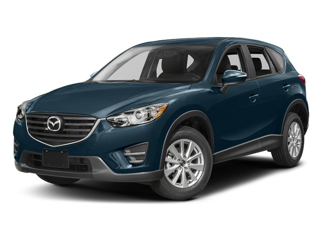 Deep Crystal Blue Mica 2016 Mazda CX-5 Pictures CX-5 Utility 4D Sport 2WD I4 photos front view