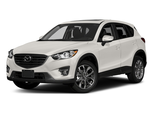 Crystal White Pearl Mica 2016 Mazda CX-5 Pictures CX-5 Utility 4D GT 2WD I4 photos front view