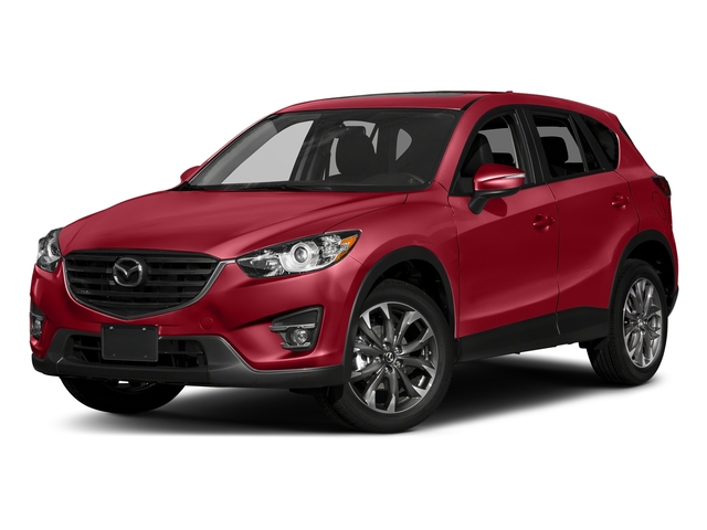 Soul Red Metallic 2016 Mazda CX-5 Pictures CX-5 Utility 4D GT 2WD I4 photos front view