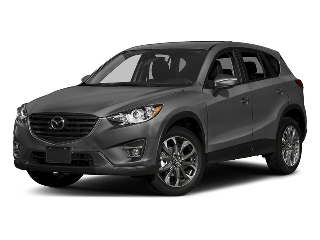 Meteor Gray Mica 2016 Mazda CX-5 Pictures CX-5 Utility 4D GT 2WD I4 photos front view