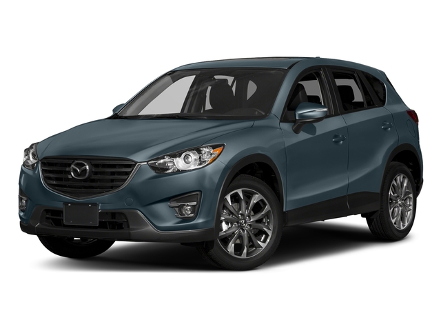Blue Reflex Mica 2016 Mazda CX-5 Pictures CX-5 Utility 4D GT 2WD I4 photos front view