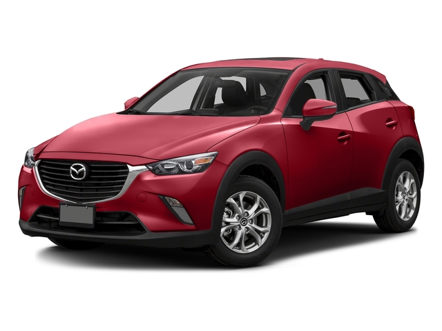 Soul Red Metallic 2016 Mazda CX-3 Pictures CX-3 Utility 4D Sport 2WD I4 photos front view