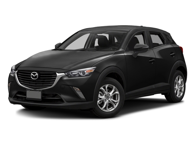 Jet Black Mica 2016 Mazda CX-3 Pictures CX-3 Utility 4D Touring AWD I4 photos front view