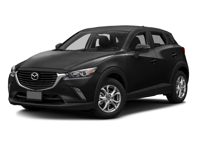 Jet Black Mica 2016 Mazda CX-3 Pictures CX-3 Utility 4D Sport 2WD I4 photos front view