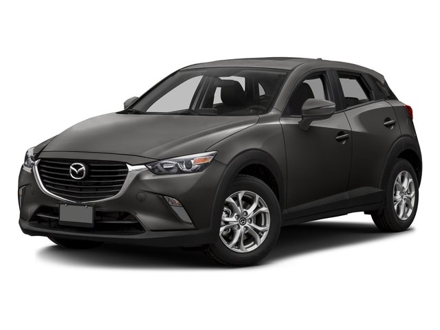 Titanium Flash Mica 2016 Mazda CX-3 Pictures CX-3 Utility 4D Touring AWD I4 photos front view