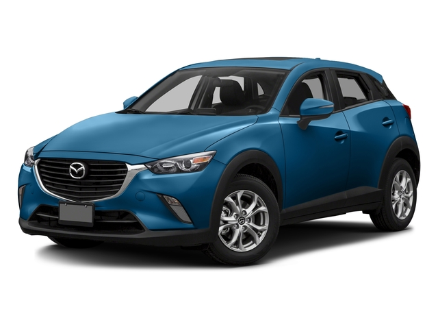 Dynamic Blue Mica 2016 Mazda CX-3 Pictures CX-3 Utility 4D Touring AWD I4 photos front view