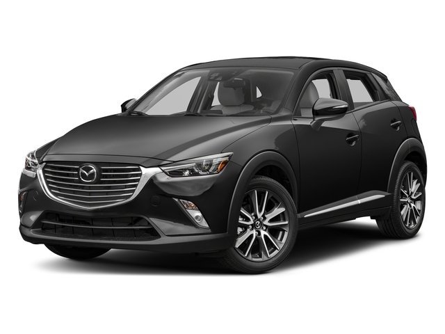 Meteor Gray Mica 2016 Mazda CX-3 Pictures CX-3 Utility 4D GT AWD I4 photos front view