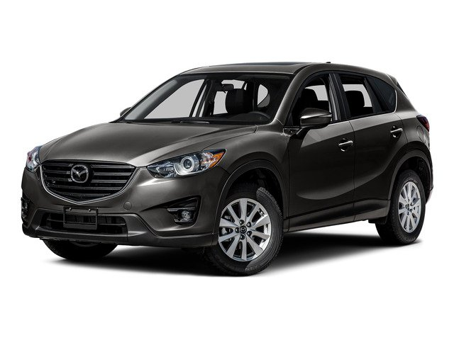 Titanium Flash Mica 2016 Mazda CX-5 Pictures CX-5 Utility 4D Touring AWD I4 photos front view