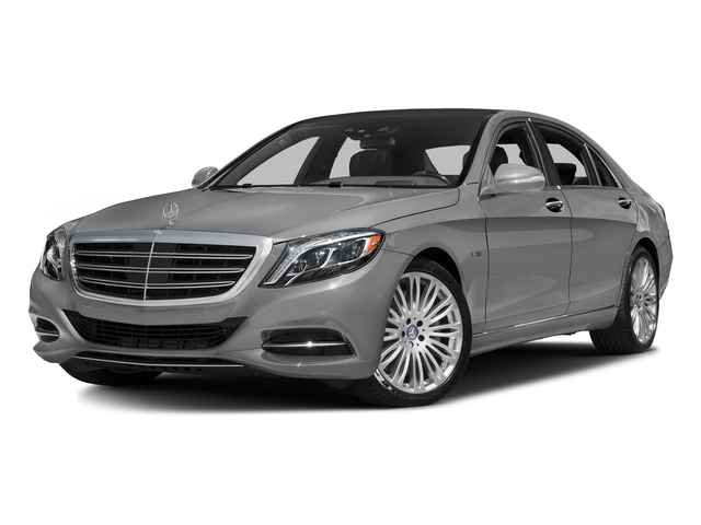 designo Magno Alanite Gray (Matte Finish) 2016 Mercedes-Benz S-Class Pictures S-Class Sedan 4D S600 V12 Turbo photos front view