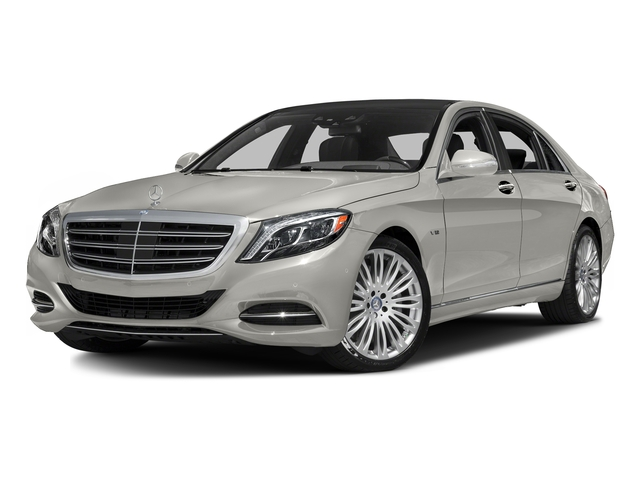 designo Magno Cashmere White (Matte Finish) 2016 Mercedes-Benz S-Class Pictures S-Class Sedan 4D S600 V12 Turbo photos front view