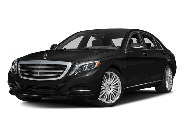 Magnetite Black Metallic 2016 Mercedes-Benz S-Class Pictures S-Class Sedan 4D S600 V12 Turbo photos front view