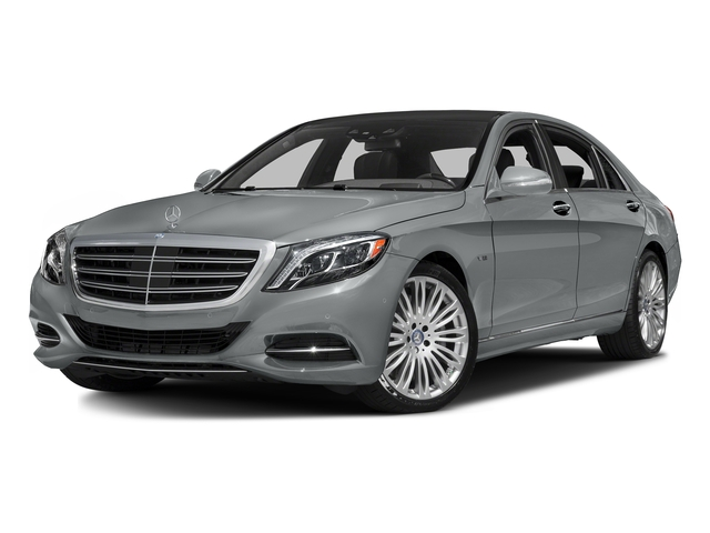 Iridium Silver Metallic 2016 Mercedes-Benz S-Class Pictures S-Class Sedan 4D S600 V12 Turbo photos front view