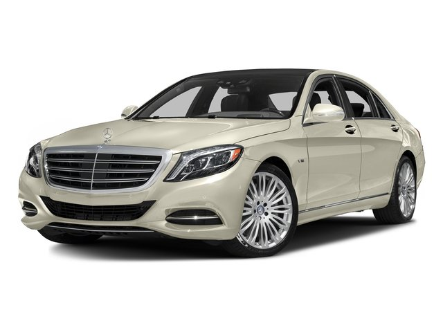 designo Diamond White 2016 Mercedes-Benz S-Class Pictures S-Class Sedan 4D S600 V12 Turbo photos front view