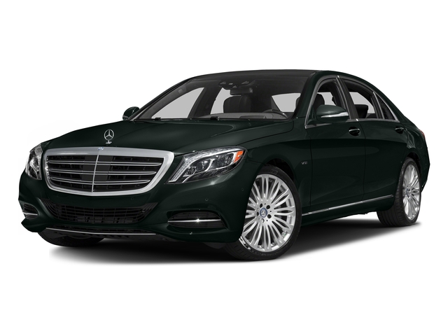 Emerald Green Metallic 2016 Mercedes-Benz S-Class Pictures S-Class Sedan 4D S600 V12 Turbo photos front view