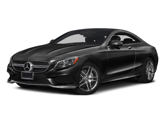 Magnetite Black Metallic 2016 Mercedes-Benz S-Class Pictures S-Class Coupe 2D S550 AWD V8 Turbo photos front view
