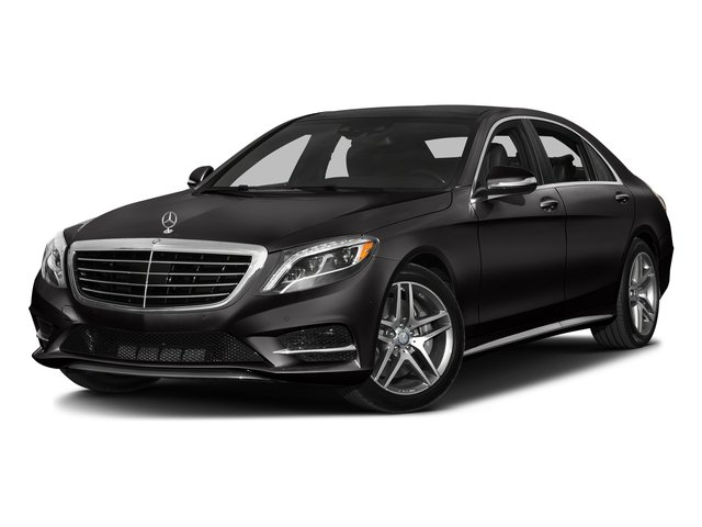 Verde Brook Metallic 2016 Mercedes-Benz S-Class Pictures S-Class Sedan 4D S550 AWD V8 Turbo photos front view