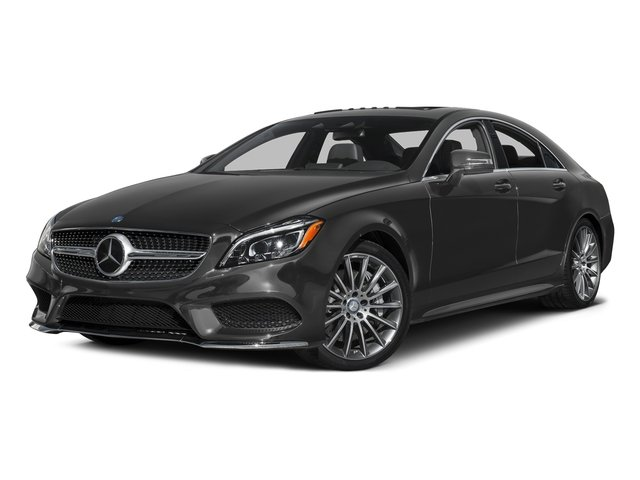 Steel Gray Metallic 2016 Mercedes-Benz CLS Pictures CLS Sedan 4D CLS550 V8 Turbo photos front view