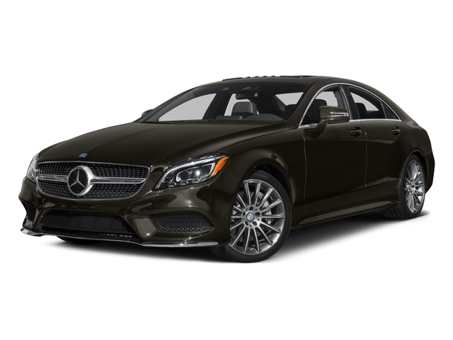 Dakota Brown Metallic 2016 Mercedes-Benz CLS Pictures CLS Sedan 4D CLS550 V8 Turbo photos front view