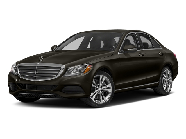 Dakota Brown Metallic 2016 Mercedes-Benz C-Class Pictures C-Class Sedan 4D C300 AWD I4 Turbo photos front view