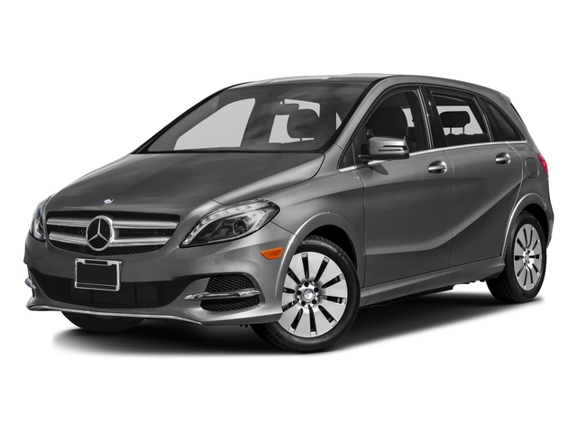 Mountain Gray Metallic 2016 Mercedes-Benz B-Class Pictures B-Class Hatchback 5D Electric Drive photos front view