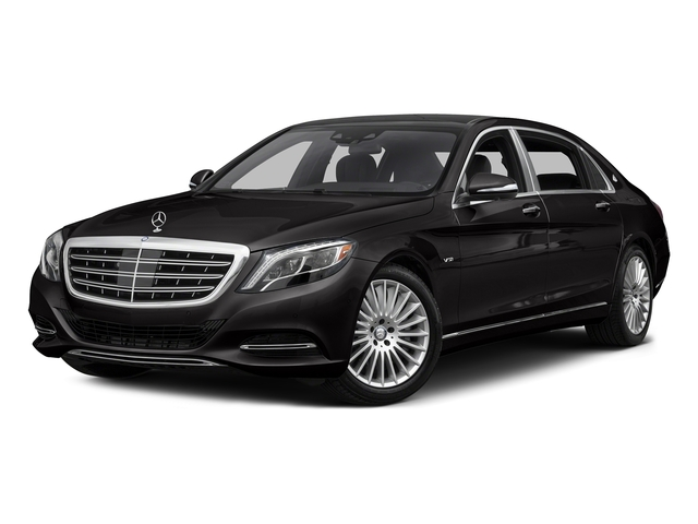 Verde Brook Metallic 2016 Mercedes-Benz S-Class Pictures S-Class Sedan 4D S600 Maybach V12 Turbo photos front view